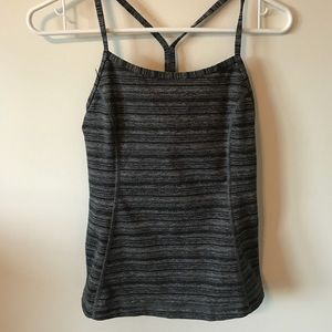 Under Armour Tops - Under Armour Grey Workout Tank